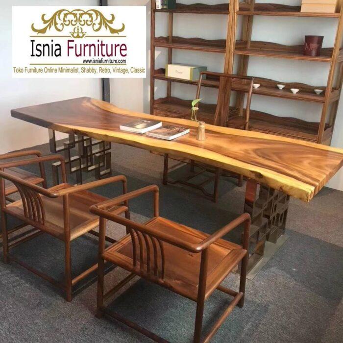 meja-kayu-lebar-model-terbaru-700x700 Jual Meja Kayu Lebar Harga Terjangkau Modern Terlaris