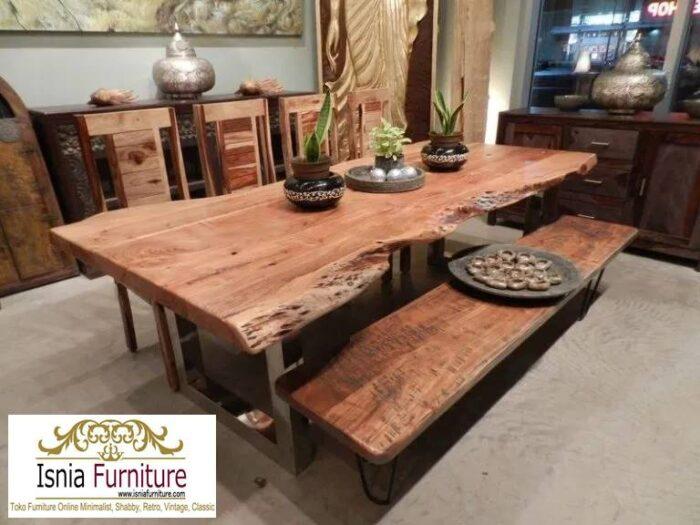 meja-kayu-lebar-solid-paling-terlaris-700x525 Jual Meja Kayu Lebar Harga Terjangkau Modern Terlaris