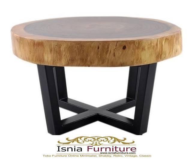 meja-tamu-kayu-trembesi-jakarta-solid-utuh Jual Meja Tamu Trembesi Jakarta Solid Model Terbaru