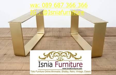 custom-kaki-meja-stainless-desain-gold-terpopuler Custom Kaki Meja Stainless Minimalis Modern