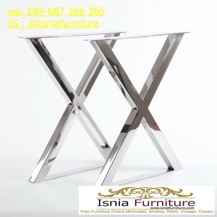 custom-kaki-meja-stainless-kualitas-terbaik-700x700 Custom Kaki Meja Stainless Minimalis Modern