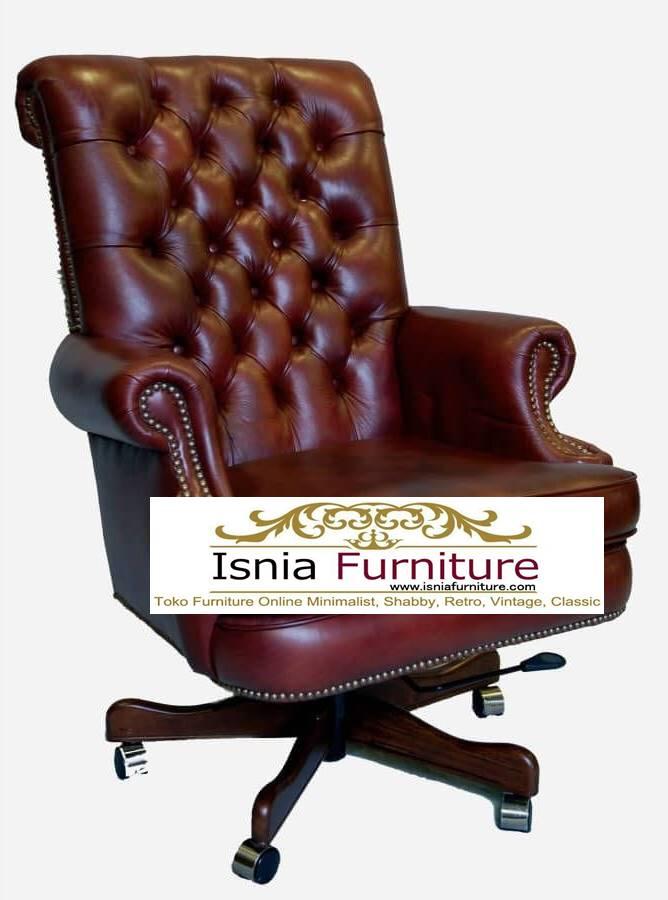 kursi-direktur-terbaik-kayu-solid-minimalis Jual Kursi Direktur Terbaik