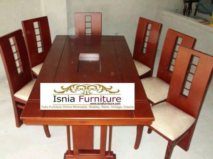 meja-kayu-mahoni-utuh-tebal-untuk-meja-makan-solid-700x525 Jual Meja Kayu Mahoni Utuh Tebal Solid Termurah