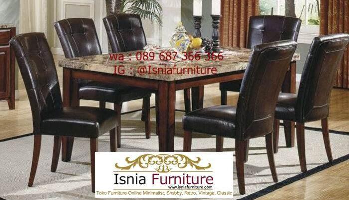 meja-marmer-kaki-kayu-jati-solid-terbaik-700x402 Jual Meja Marmer Kaki Kayu Minimalis Modern Berkualitas