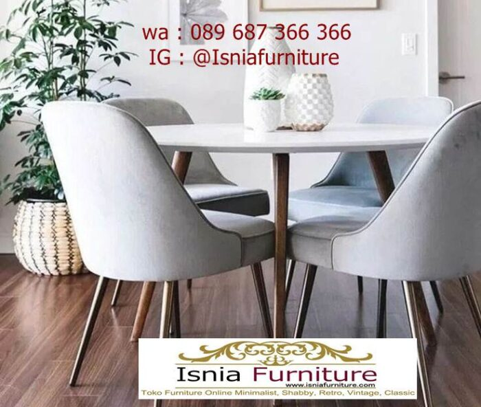 meja-marmer-kaki-kayu-minimalis-solid-700x592 Jual Meja Marmer Kaki Kayu Minimalis Modern Berkualitas