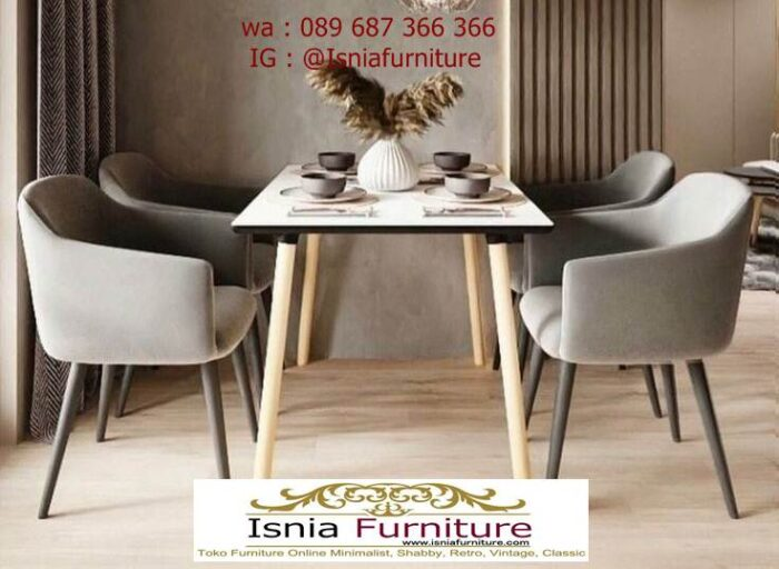 meja-marmer-kaki-kayu-solid-700x512 Jual Meja Marmer Kaki Kayu Minimalis Modern Berkualitas
