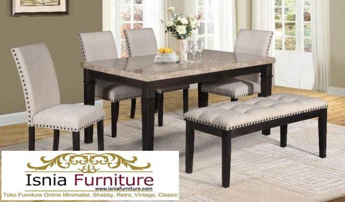 meja-marmer-kaki-kayu-untuk-meja-makan-minimalis-700x410 Jual Meja Marmer Kaki Kayu Minimalis Modern Berkualitas