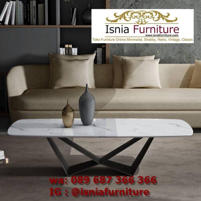 meja-sofa-marmer-desain-kaki-besi-minimalis-700x700 Jual Meja Sofa Marmer Unik Minimalis Modern
