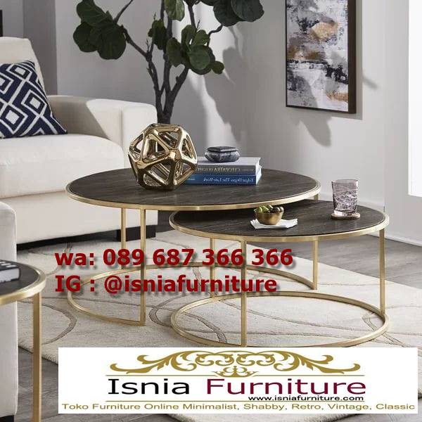 meja-sofa-marmer-harga-murah Jual Meja Sofa Marmer Unik Minimalis Modern