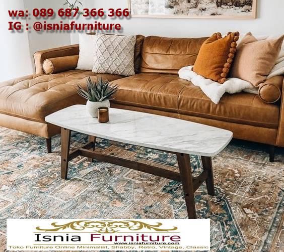 meja-sofa-marmer-kualitas-terbaik Jual Meja Sofa Marmer Unik Minimalis Modern
