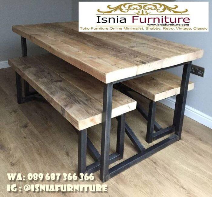 meja-balok-kayu-solid-kekinian-700x651 Meja Balok
