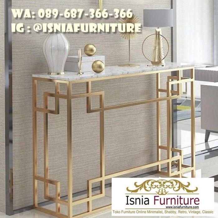meja-konsul-marmer-minimalis-terbaru-700x700 Jual Meja Konsul Marmer Harga Murah Terbaik