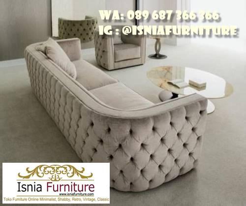 sofa-elegan-minimalis-desain-jok-busa-empuk Sofa Elegan Minimalis Murah Paling Terpopuler