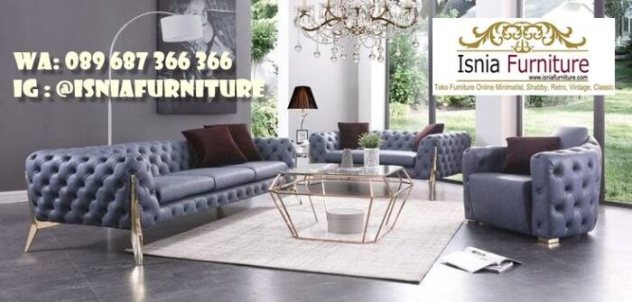 sofa-elegan-minimalis-desain-kaki-besi-stainless-700x335 Sofa Elegan Minimalis Murah Paling Terpopuler