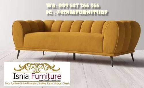 sofa-elegan-minimalis-modern Sofa Elegan Minimalis Murah Paling Terpopuler