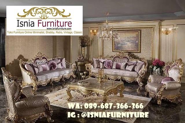 sofa-kayu-ukir-klasik-modern Sofa Kayu Ukir