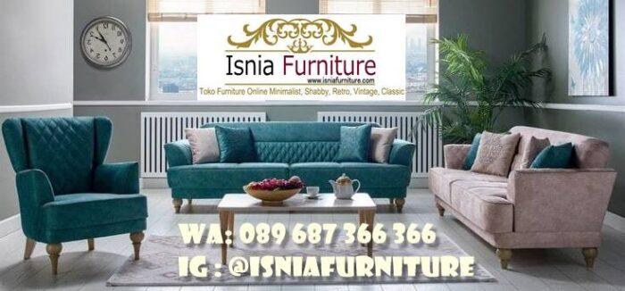 sofa-klasik-minimalis-desain-kaki-kayu-unik-700x326 Jual Sofa Klasik Minimalis Desain Elegan