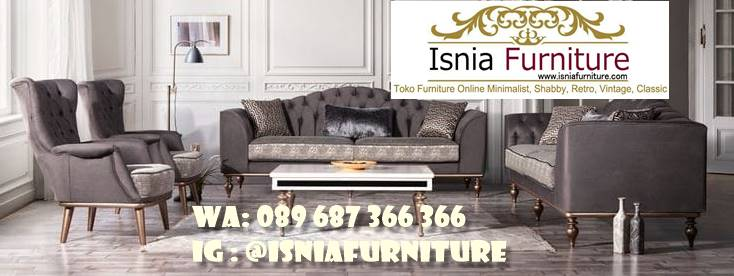 Jual Sofa Klasik Minimalis Desain Elegan