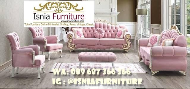 sofa-mewah-klasik-desain-kekinian Sofa Mewah Klasik