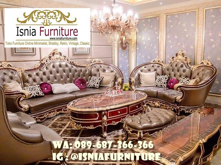 Sofa Mewah Ruang Keluarga Minimalis Terbaik Kualitasnya
