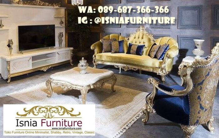 sofa-mewah-ruang-keluarga-ukiran-jati-solid-700x442 Sofa Mewah Ruang Keluarga Minimalis Terbaik Kualitasnya