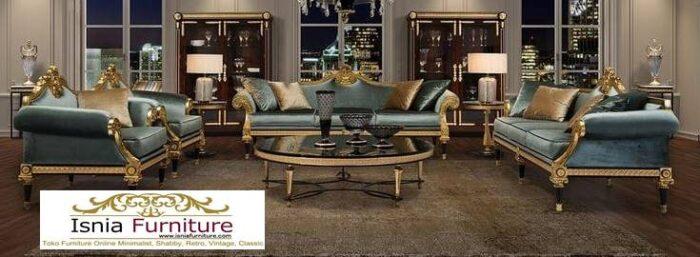 sofa-ruang-tamu-mewah-ukiran-klasik-700x257 Sofa Mewah Klasik
