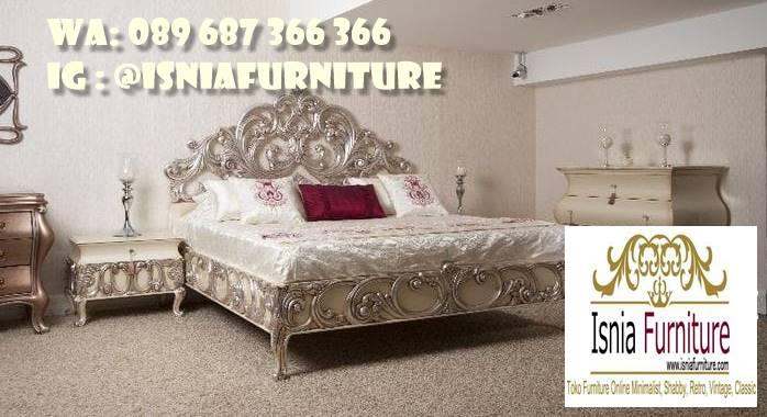 tempat-tidur-klasik-eropa-minimalis-unik Jual Tempat Tidur Klasik Eropa Paling Termewah