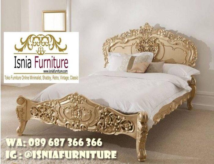 tempat-tidur-klasik-eropa-ukiran-gold-mewah-700x536 Jual Tempat Tidur Klasik Eropa Paling Termewah