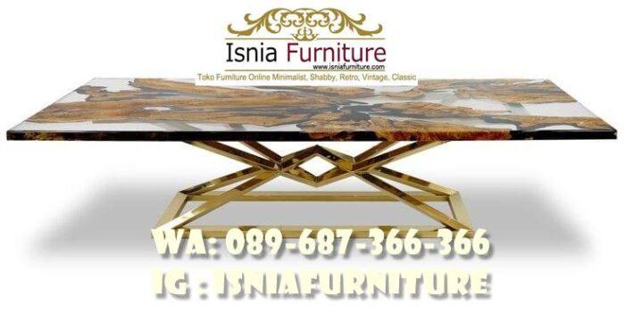 kaki-meja-makan-besi-stainless-gold-700x350 Kaki Meja Makan Besi Anti Karatan Terjangkau
