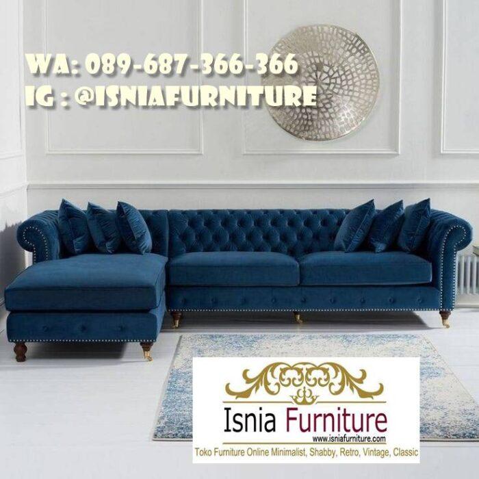 sofa-l-mewah-desain-jok-busa-empuk-700x700 Sofa L Mewah Luxury Klasik Harga Terjangkau