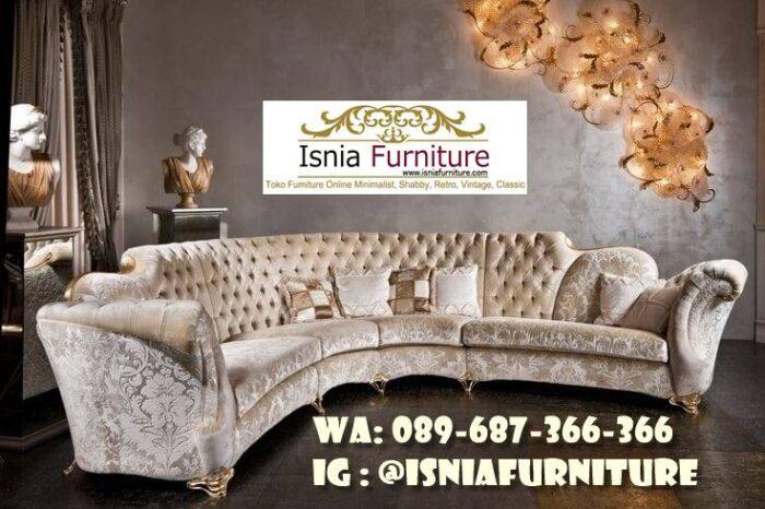 sofa-l-mewah-desain-kayu-jati-solid-700x466 Sofa L Mewah Luxury Klasik Harga Terjangkau