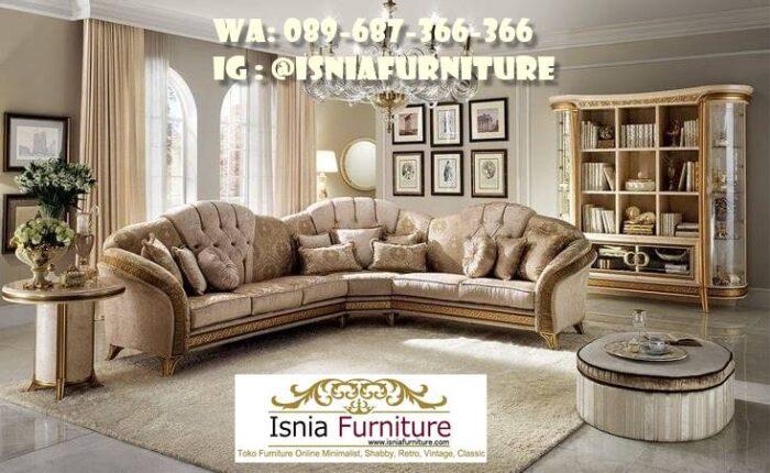sofa-l-mewah-luxury-klasik-kekinian-700x430 Sofa L Mewah Luxury Klasik Harga Terjangkau