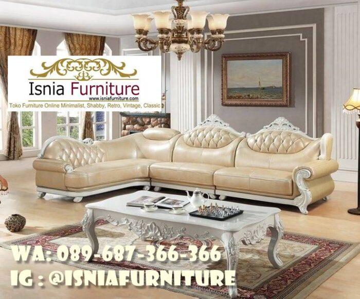 sofa-l-mewah-paling-murah-terbaik-700x582 Sofa L Mewah Luxury Klasik Harga Terjangkau
