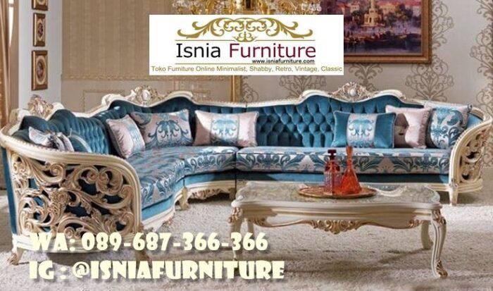 sofa-l-mewah-paling-populer-kualitasnya-700x413 Sofa L Mewah Luxury Klasik Harga Terjangkau
