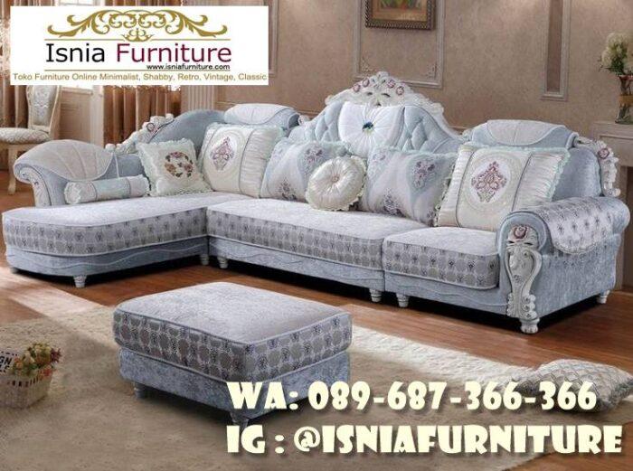 sofa-l-mewah-ukiran-jati-700x521 Sofa L Mewah Luxury Klasik Harga Terjangkau